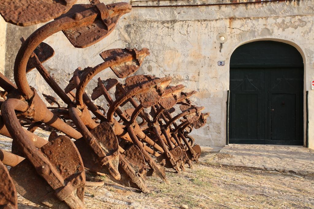 Medieval tuna factory in Sicily: mattanza